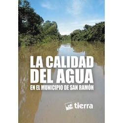 La calidad del agua en el Municipio de San Ramón
