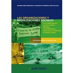 Informe sobre democracia y desarrollo en America Latina 2012-2013