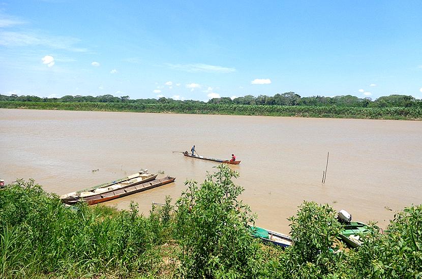 tres hermanos rio beni