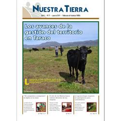 Periódico Nuestra Tierra Nº 17: Los avances de la gestión del territorio en Taraco