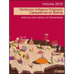 INFORME 2010: Territorios Indígena Originario Campesinos en Bolivia entre la Loma Santa y la Pachamama