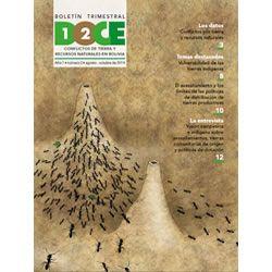 Boletín Trimestral DOCE N° 2: Conflictos de tierra y recursos naturales en Bolivia