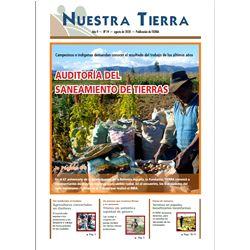 Periódico Nuestra Tierra Nº 19: Auditoría del saneamiento de tierras