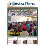 Periódico Nuestra Tierra Nº 12: La demora en los trámites amenaza a las autonomías indígenas