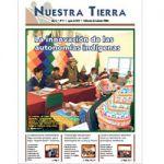 Periódico Nuestra Tierra Nº 11: La innovación de las autonomías indígenas