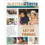 Periódico Nuestra Tierra Nº 8: Campesinos impulsan la discusión de una nueva Ley de tierras